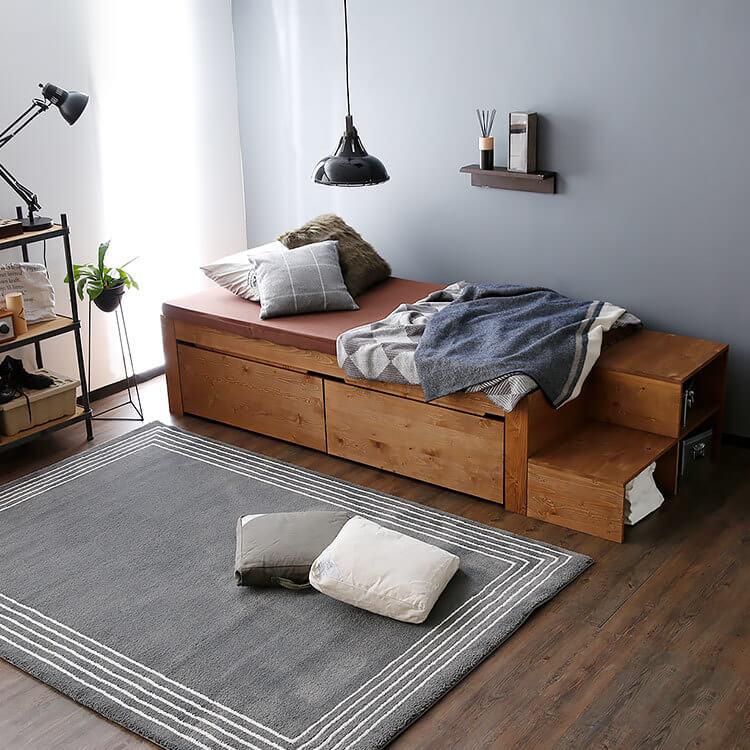 LOWYAのベッド