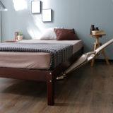LOWYAのベッドのデザイン