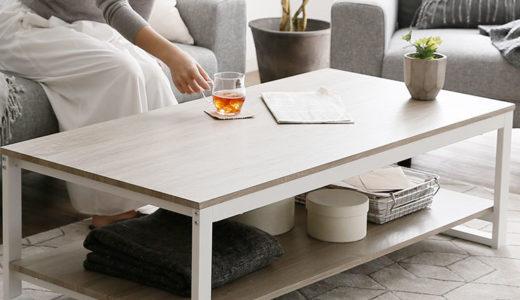 LOWYA(ロウヤ)のテーブルはロータイプや折りたたみが人気!