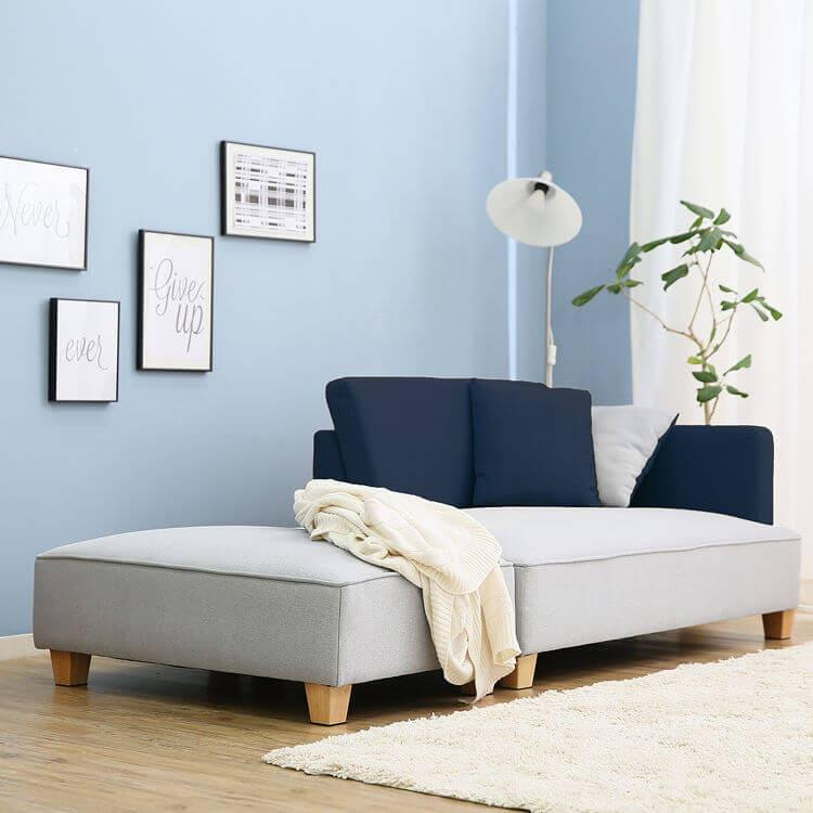 LOWYA(ロウヤ)で最も評判の良い家具はソファ