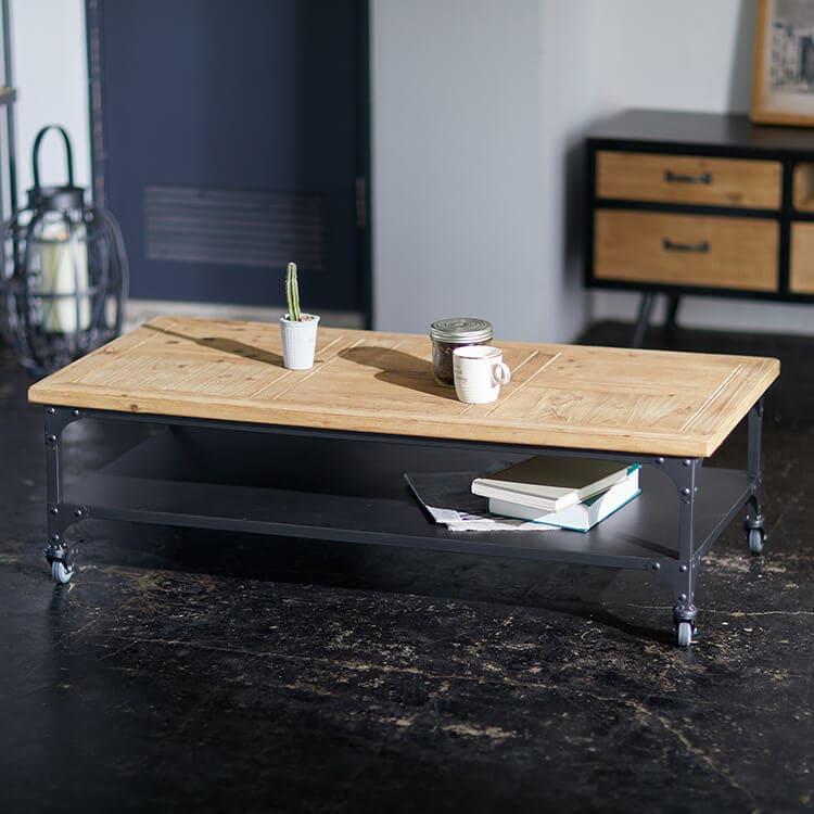LOWYAのローテーブル