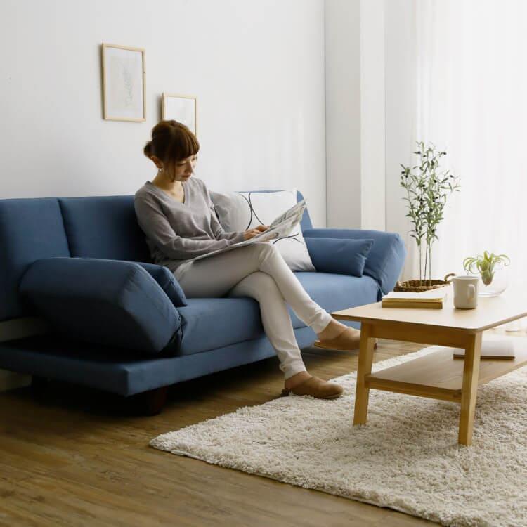 LOWYAのソファベッド