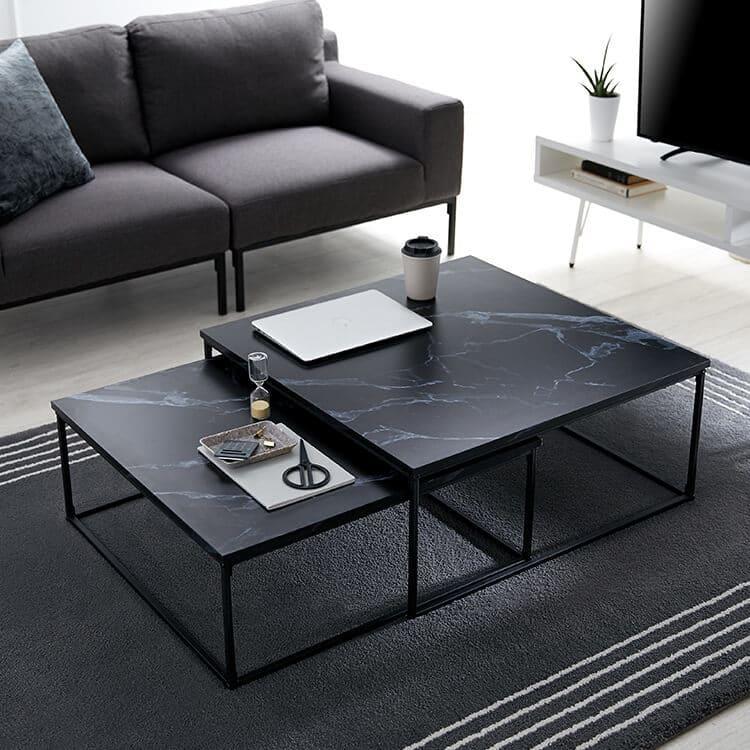 LOWYAの大理石テーブル