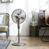 LOWYAのメタル扇風機